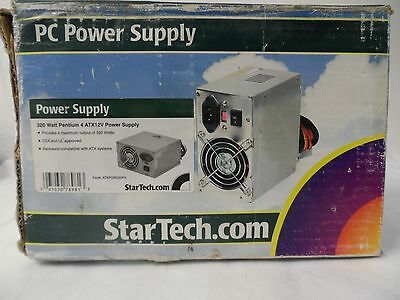 New Startech Atxpow320P4 320Watt Atx Pentium 4 Pc Power Supply