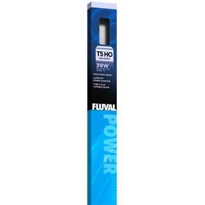 Hagen Fluval T5 Ho Power Spectrum Glo Light Tube 18000 Kelvin Fresh Salt Reef