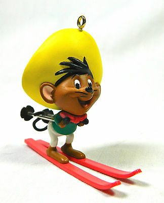 "1994 Hallmark Keepsake Ornament, ""Speedy Gonzales."" Looney Tunes Collectable"