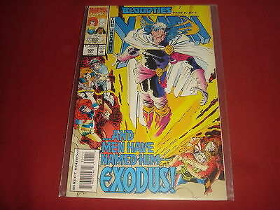 UNCANNY X-MEN #307 - Bloodlines Avengers crossover Marvel Comics  NM