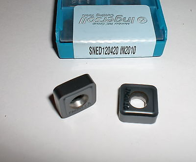 Sned 120420 In2010 Ingersoll *** 10 Inserts *** Factory Pack ***