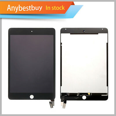 For Apple iPad Mini 4 LCD Replacement Display Screen Digitizer A1538 A1550 USA