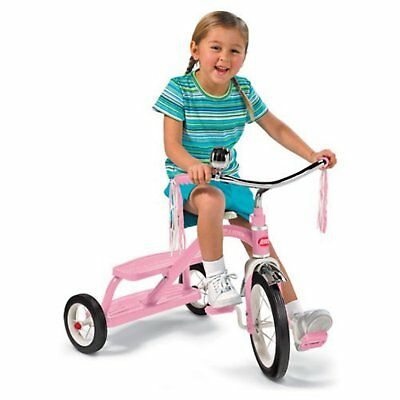 NEW Radio Flyer Classic Red Dual Deck Trike Tricycle Ride On 33 Kid's Bike