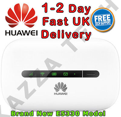 HUAWEI E5331 UNLOCKED Fast HSPA+ Mobile MIFI WIFI 3G 4G Wireless Modem SimFree