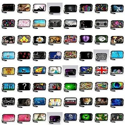 Uiversal Neoprene Case Bag Pouch For Digital Camera Cell Phone Ipod touch Iphone