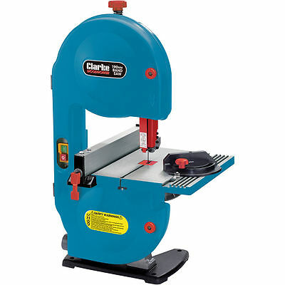 "Clarke CBS190B 7½"" Bandsaw, New Model"