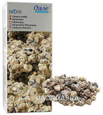 OASE BIORB CERAMIC MEDIA 450g BABY/BIUBE/HALO AQUARIUM FILTER FISH TANK