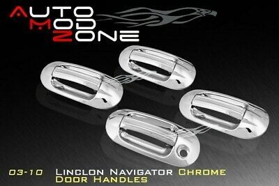 03-12 Lincoln Navigator 4DR Chrome Door Handle Cover
