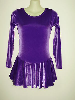 ICE SKATING/ DANCE COSTUME Girls SIZE 12   NEW