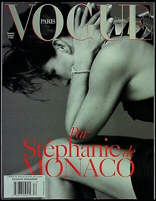 VOGUE PARIS 12/2009 STEPHANIE DE MONACO Milla Jovovich ANNE VYALITSYNA @New@