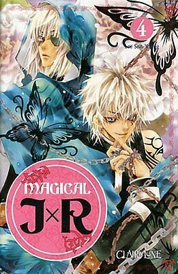 Magical  Jxr  - Tome : 4  -  Lee Sun Young   /  Neuf /  Abracadabulle