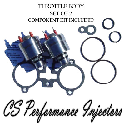 TBI Flow Matched Fuel Injector Set for 5.7  GMC CHEVROLET PICKUP VAN 5235206 (2)