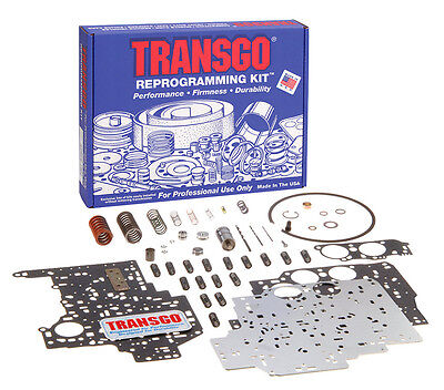 TRANSGO SHIFT KIT 4L80-E  Chevy GMC Hummer 1991-On (SK4L80E-HD2)*