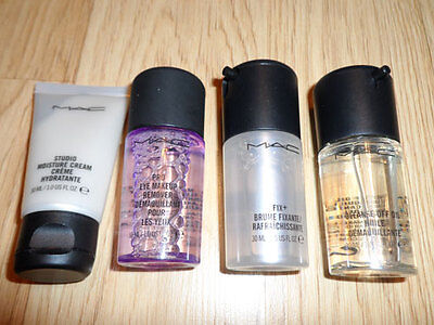Mac Wholesale Lot 4 : Makeup Remover ~ Skin Refresher ~ Cleanse Off Oil ~ Cream