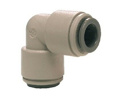 """JG Equal Elbow Connector 5/16"""" PF John Guest Tube Fitting Speed Fit"""