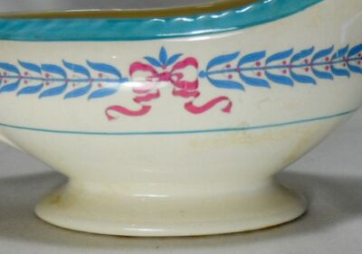 Crown Ducal Cambridge Gravy Boat (Various Degrees of Crazing)