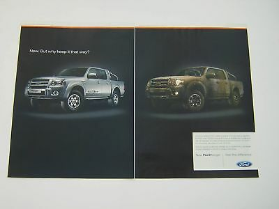 Ford Ranger Advert from 2006 - Original