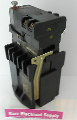 Square D Type GO-40 Relay Class 8501 (8501-G0-40) & Time delay Type HC (8501-HC)