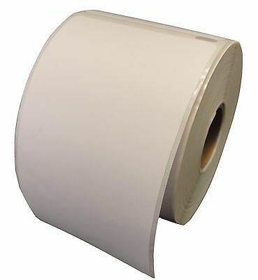 """6 Rolls.... 30256 White Labels, 2-5/16"""" x 4"""" compatible with Dymo LabelWriter"""
