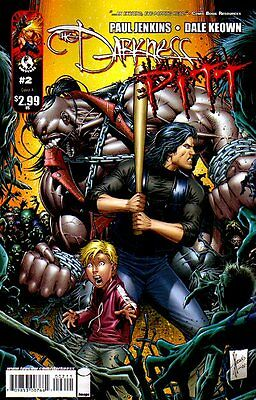 DARKNESS PITT #2 - Cover A - New Bagged