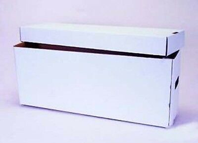 1 Long Comic Book Storage Boxes Supply