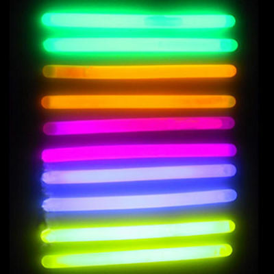 "625 4"" Light Stick Glowsticks WHOLESALE GLOW"