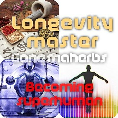LONGEVITY MASTER FORMULA 28 CHINESE TONIC HERBAL 20:1 EXTRACTS 100g.  ANTI-AGING