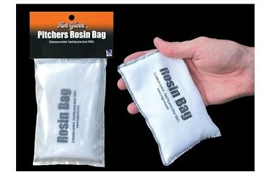 Hot Glove 5oz Professional Pitchers Dry Rosin Bag Large Size -  8 Bags