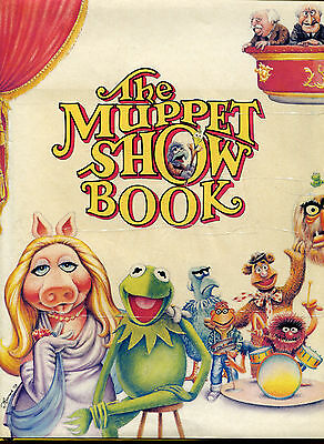 The Muppet Show Book by Jim Henson (1978, Hardcover, in dj)
