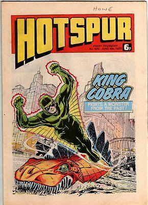 Hotspur - Uk Vintage Comic - # 920 - 4 June 1977