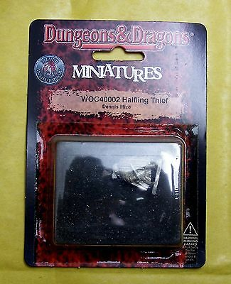 DUNGEONS & DRAGONS - HALFLING THIEF - WIZARDS BLISTER NUOVO