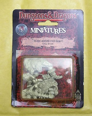 DUNGEONS & DRAGONS - HILL GIANT - WIZARDS BLISTER NUOVO