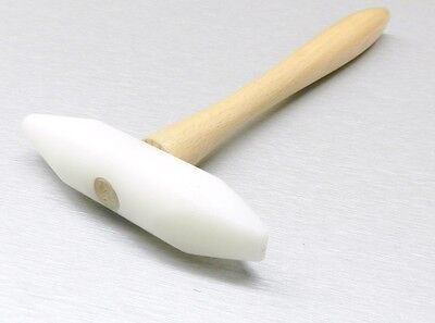 Plastic Hammer Wedge & Cone Head Nylon Hammer Jewelry Design Doming & Forming