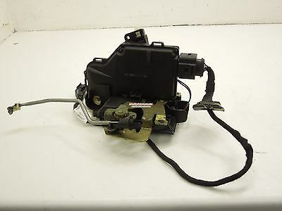 Audi A2 OS Right Front Door Locking Mechanism 8Z2837016A