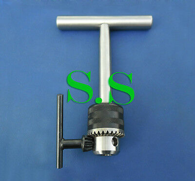Tap Handle Drill With Key Double Action Surgical Orthopedic Instruments