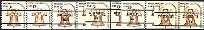 1618a, 4 DIFF CITIES & BARS PC ONLY LINE PRS SHINY GUM
