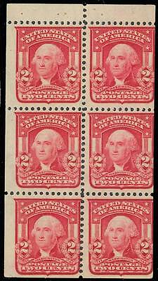319g Var, Mint LH HORIZONTAL WATERMARK PFC Cat $4,000.