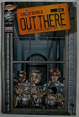 Out There  -  N° 1  /  Decembre   2001  /  Abracadabulle