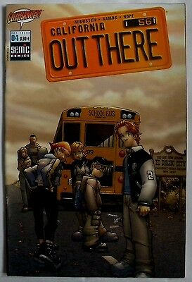 Out There  -  N° 4  /  Juin   2002  /  Abracadabulle