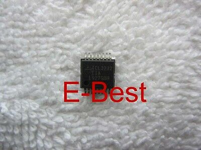 5x New Intersil ICL3232EIA ICL3232 EIA SSOP16 IC Chip