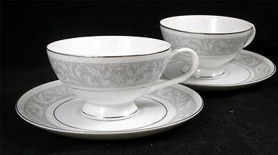 Imperial WHITNEY 2 Cup & Saucer Sets GREAT CONDITION