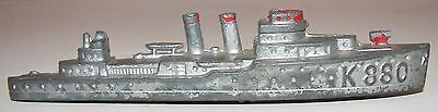Tootsie Toy K880 Ship
