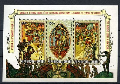Guinea 1967 SG#MS627 World Of Tomorrow French MNH M/S #A32394