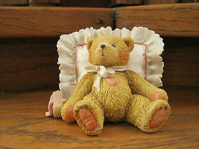 """Cherished Teddies: Mandy """"I Love You Just The Way You Are"""""""