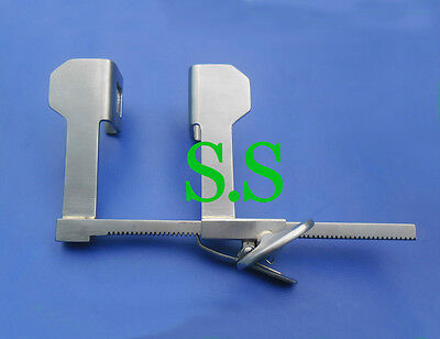 Haight Rib Spreader 30x30x90mm Surgical Orthopedic Instruments