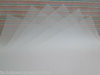 20 Sheets x A3 Vellum Translucent Tracing Paper 83gsm