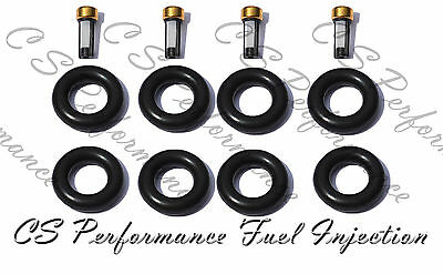 OEM Quality Fuel Injector Seal Kit Filters Viton Orings 99-01 CR-V 2.0  CSKHO14