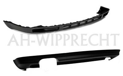 NEU VW Tuning V6 4Motion Spoiler SET v+h Golf 4 R32 GTI Lippe Ansatz Spoiler SET