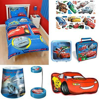 Disney Cars Bedroom Accessories Bedding, Stickers, Lighting, Furniture & More!