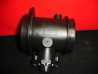 MERCEDES CL420 C140 4.2 Air Mass Sensor 94 to 99 M119.981 Flow Meter Bosch New